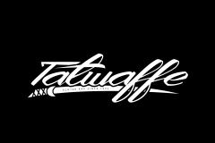 Logodesign Tatwaffe Musiker