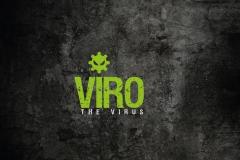 Logodesign Viro Musiker